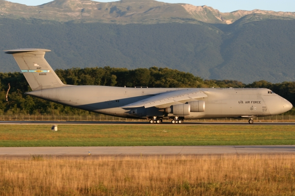Lockheed C-5M Galaxy
